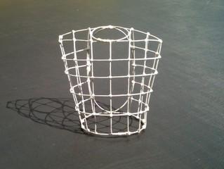 Wire chest