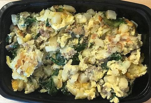 Breakfast Scramble Bowl