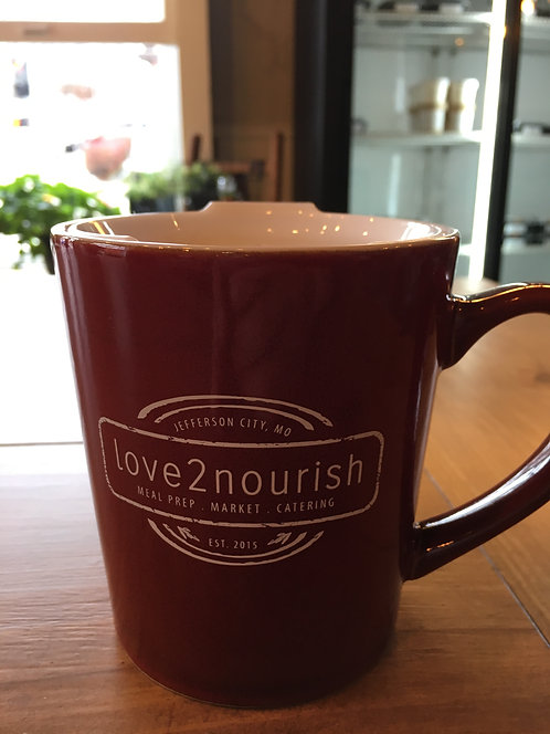 Love2Nourish Coffee Mug