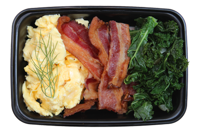 Bacon, Eggs and Kale