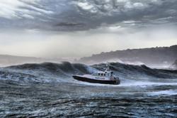 Harbour Rock waves