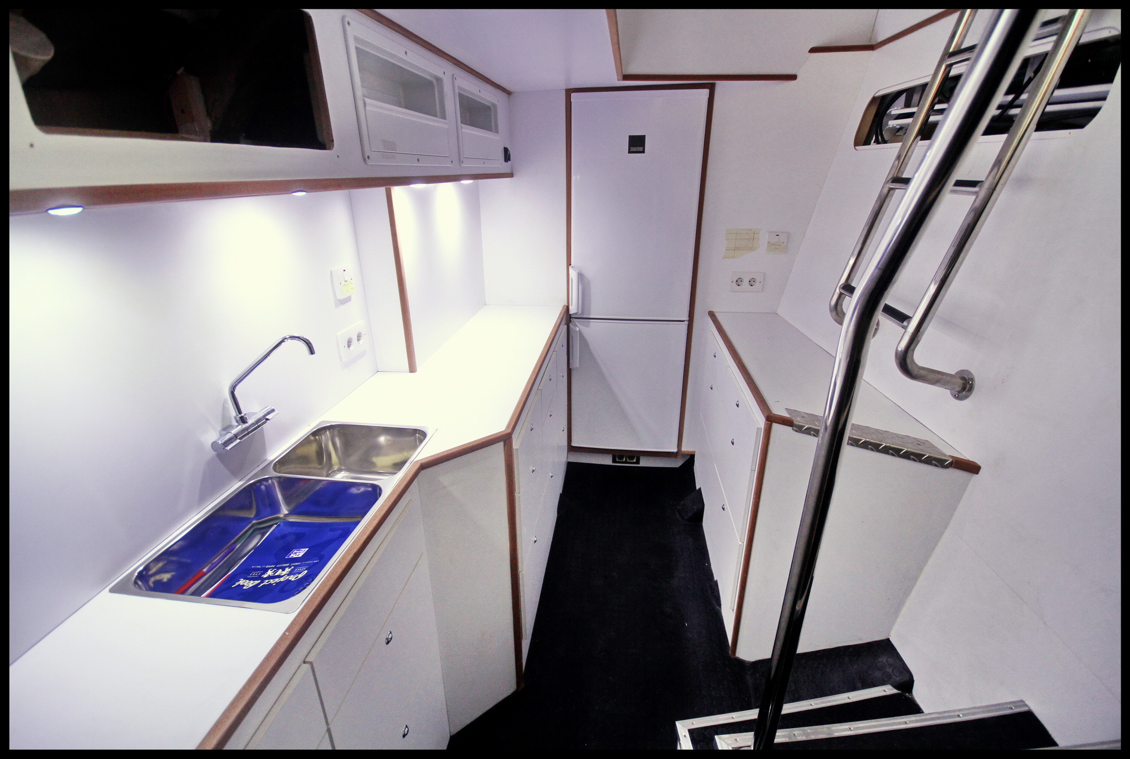 Galley area