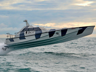 SAFEHAVEN MARINE LAUNCH THEIR LATEST DESIGN, XSV 17 'THUNDER CHILD'