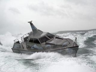 Barracuda II is launched