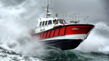 Safehaven Marine launch new 15m Interceptor 48 pilot 'Svitzer Oued Martil' for Svitzer and pilotage