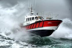 Pilot boat Safehaven Marine 4