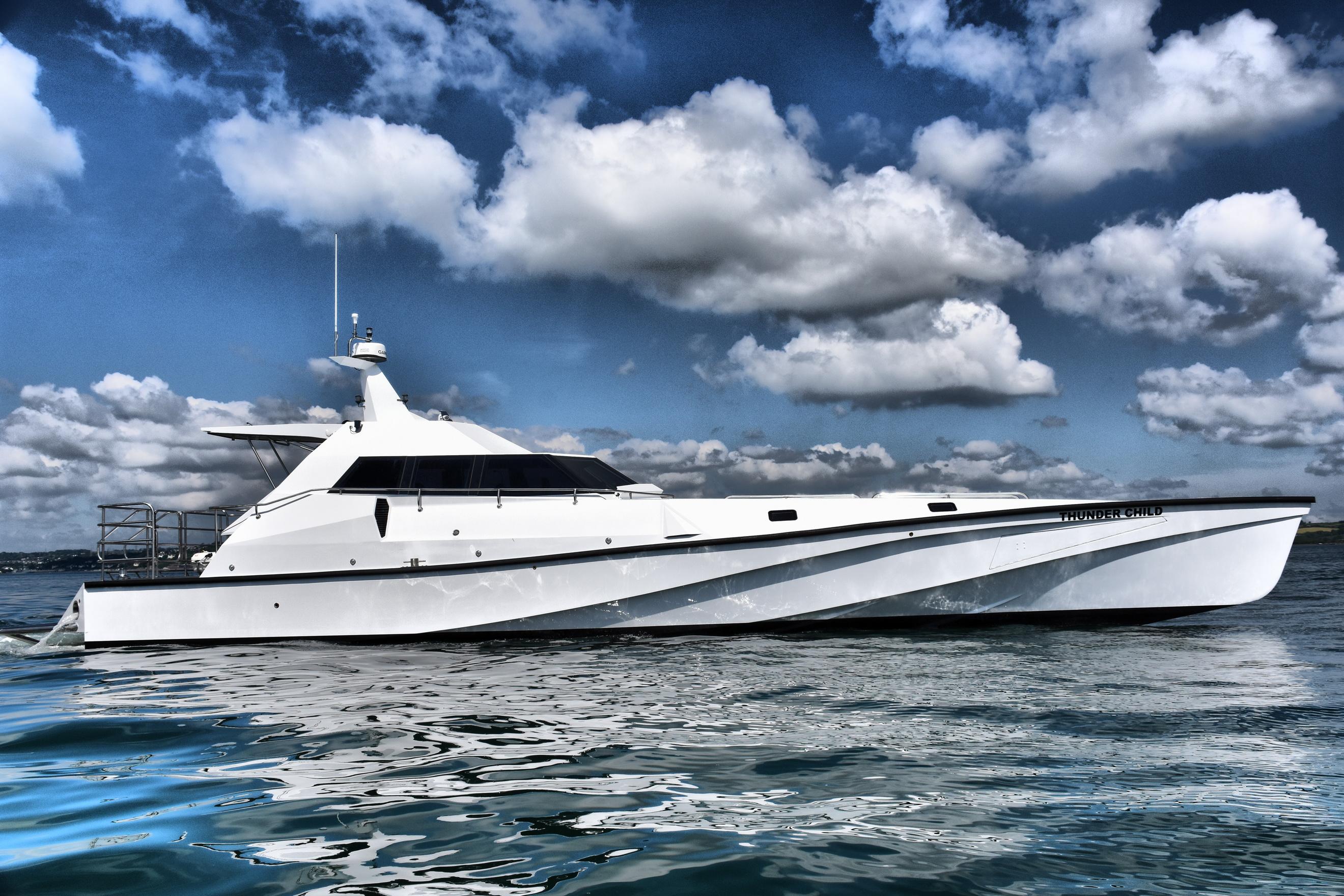 The Boat | safehavenmarine