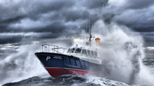 Safehaven Marine launch new Interceptor 48 'Practicos Coruna Ocho' for the port of Coruna in Norther