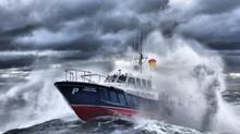 Safehaven Marine launch new Interceptor 48 'Practicos Coruna Ocho' for the port of Coruna in Norther