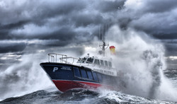 Coruna Pilot boat 4