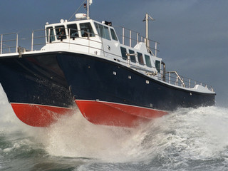 Safehaven Marine launch a Wildcat 60 Catamaran