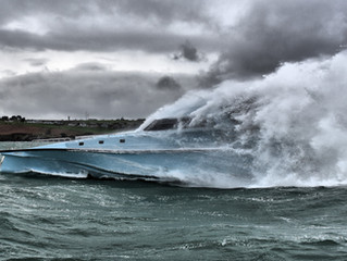 Safehaven Marines XSV20 'Thunder Child II' and their Transatlantic record attempt update.