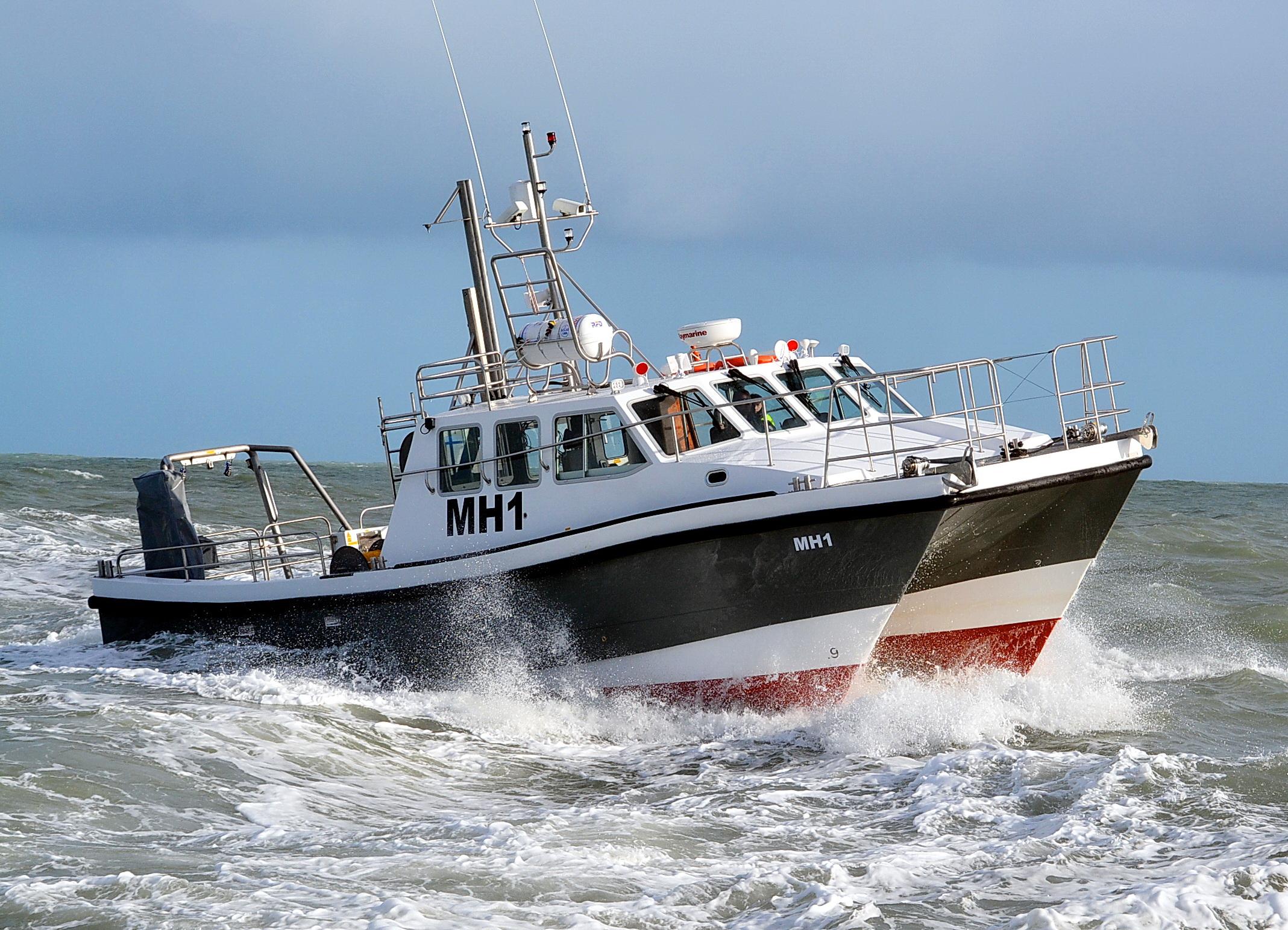 Polish Navy Wildcat 40