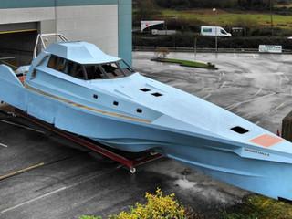 Safehaven Marine preview new 2018 22m high speed design XSV20.