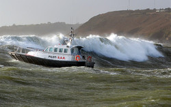 Pilot- S.A.R.  boat in storm 1