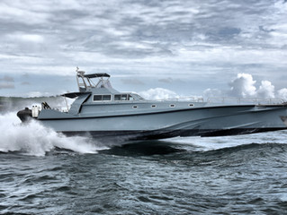 Safehaven Marine deliver their second XSV20 'Safehaven' to Jack Setton.