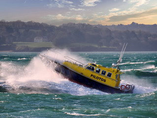 Safehaven Marine launch new Interceptor 48 Pilot boat for the Port of Leixoes, Portugal