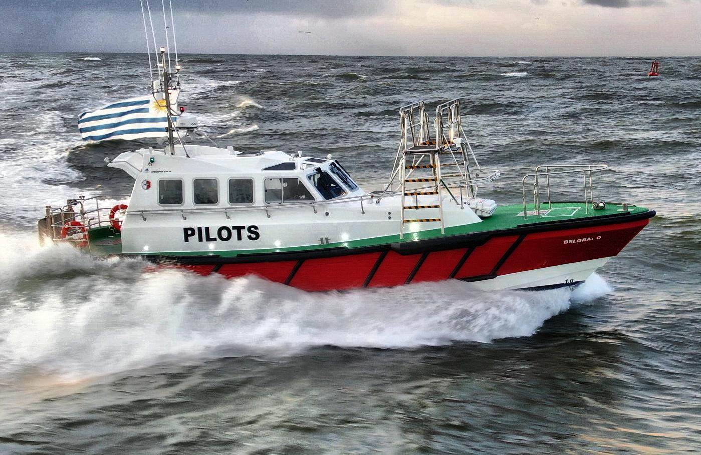Safehaven Marine 5s