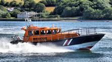 Safehaven Marine deliver a 2nd 15m Interceptor 48 Search & Rescue craft for the Faroe Island Rescue