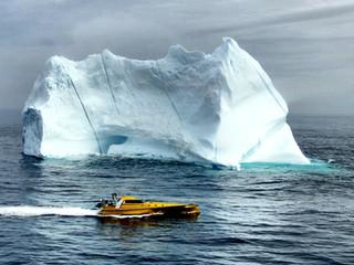 Thunder Child II's North Atlantic record run and Arctic Circle voyage