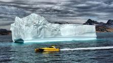 Thunder Child II's voyage to Greenland