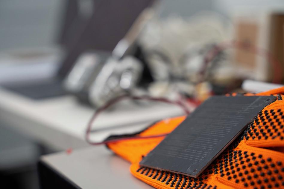 sensor glove prototype