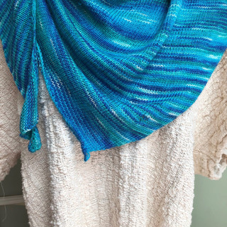 Reef Wrap Shawl