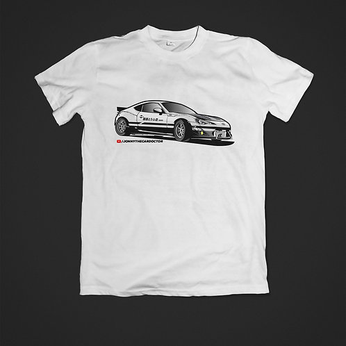 Initialized FRS Tee White