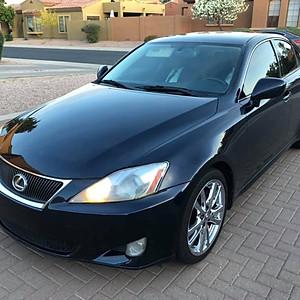 2007 Lexus IS250 [SOLD]