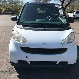 2008 Smart Passion ForTwo
