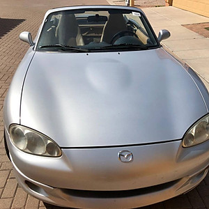 2001 Mazda Miata LS