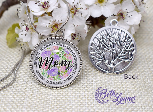 Mom pendants and prints