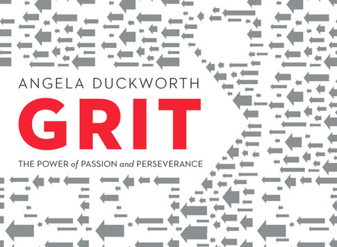 What We're Reading - Grit by Angela Duckworth