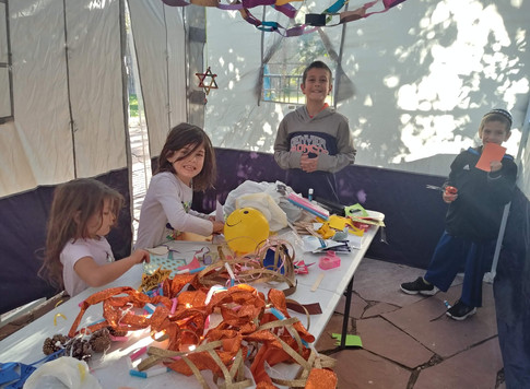 Learning about Community from the Holiday of Sukkot