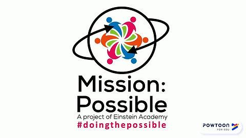 Mission Possible Segment 1a
