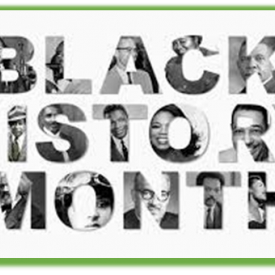 BME Network of Networks Black History Month Events