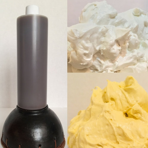 Liquid Black Soap & Whipped Shea Butter Trio