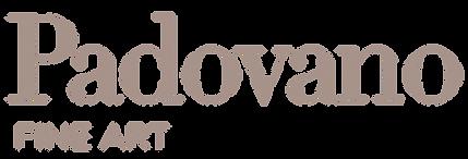 Padovano Fine Art word logo.png