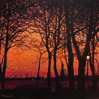 Sunset, Battery Park