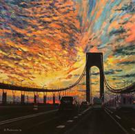 VZ Bridge, Sunrise 5:20 AM