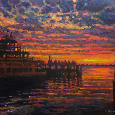 Harbor Sunrise, SI Ferry.jpg