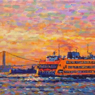 Staten Island, Ferry 5 O'Clock Boat