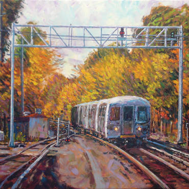Staten Island Railroad, Autumn