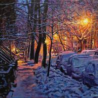 West Village Snow