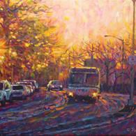 Morning Bus