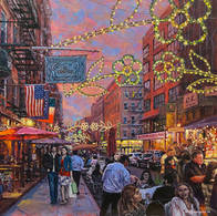 Il Cortile on Mulberry Street