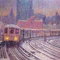 Winter Snow, 7 Train