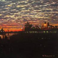 Red Sunrise SI Ferry