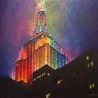 Rainbow Lights, Empire State Building