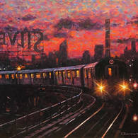 Silvercup Sunset II